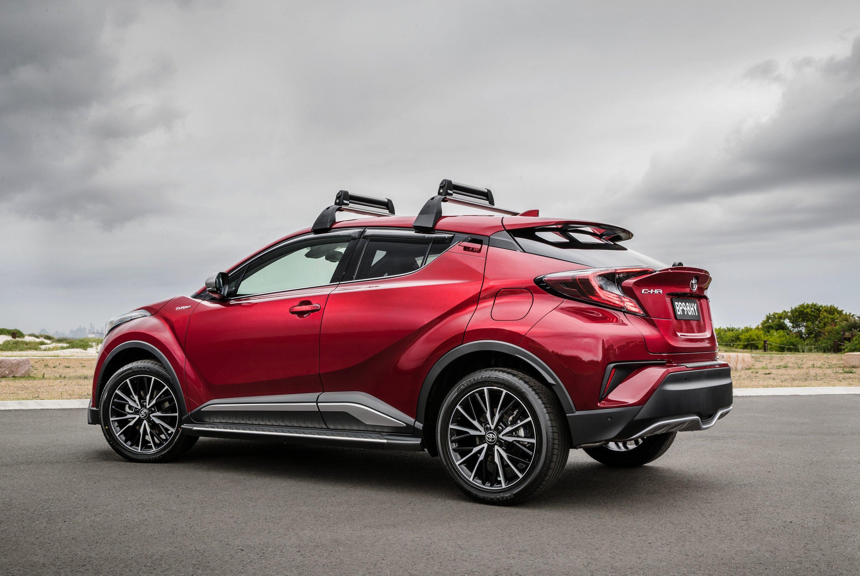 ... 2017 Toyota C-HR with Toyota Genuine Accessories - Paul Tan 汽车