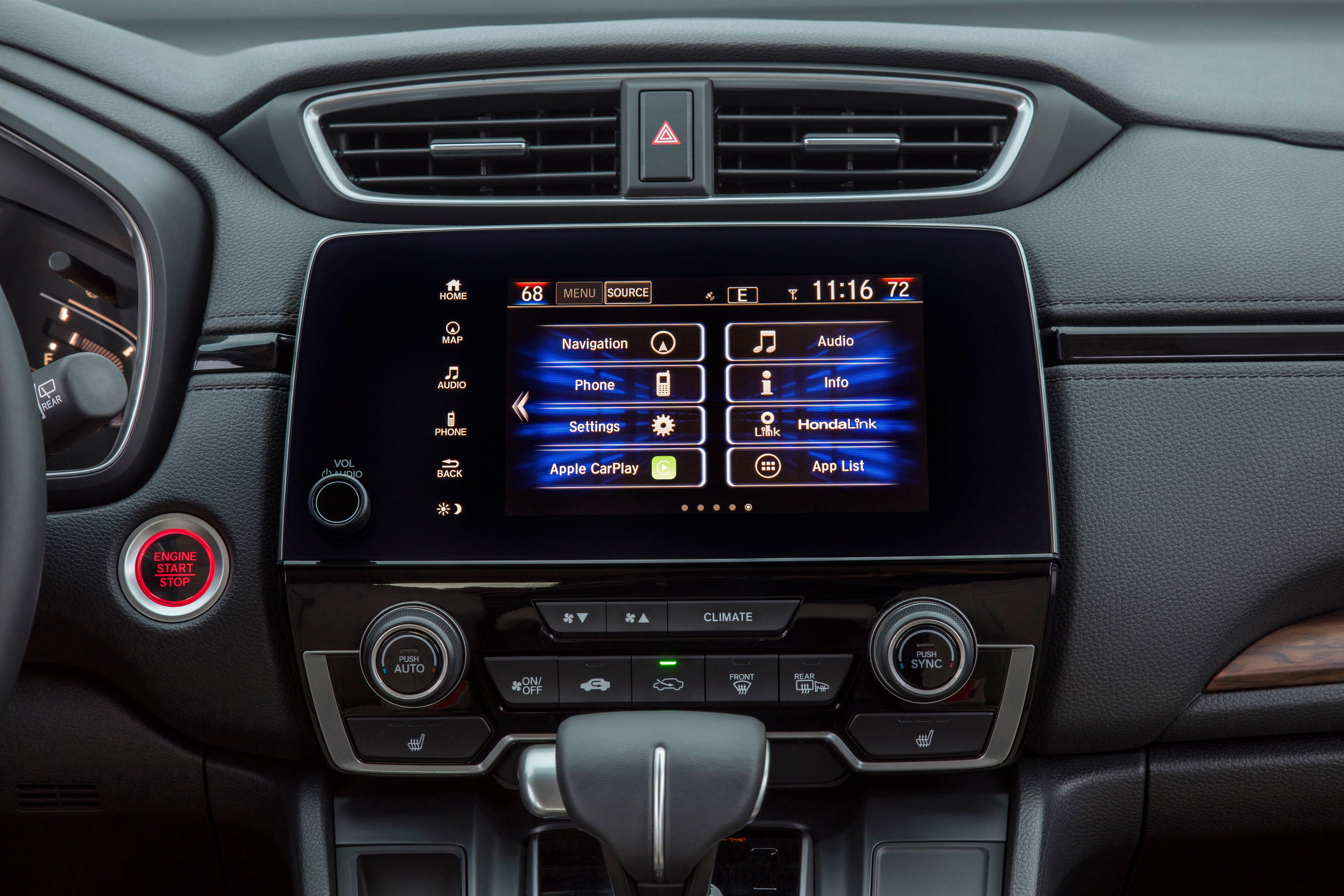 柴油版 Honda CR-V ,1.6 i-DTEC+9AT变速箱。 2017 Honda CR-V ...