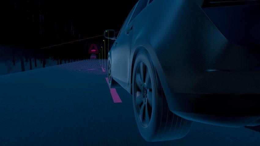 全新 Volvo XC60 日内瓦发布,全新外型,科技更先进。 Image #21705