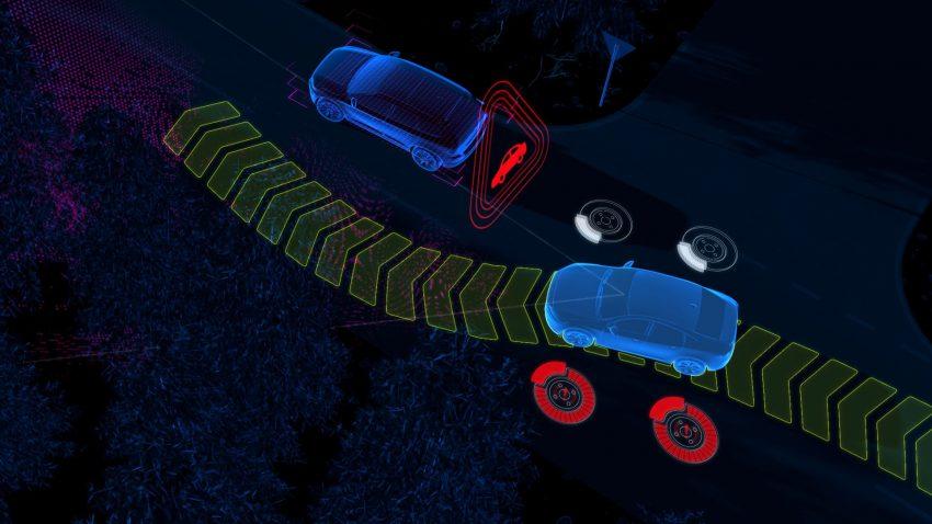 全新 Volvo XC60 日内瓦发布,全新外型,科技更先进。 Image #21706