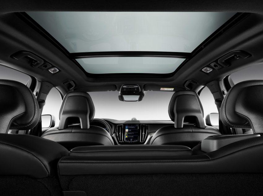 全新 Volvo XC60 日内瓦发布,全新外型,科技更先进。 Image #21708