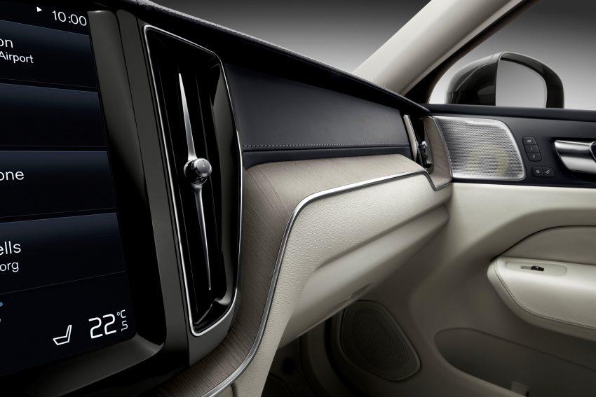 全新 Volvo XC60 日内瓦发布,全新外型,科技更先进。 Image #21711