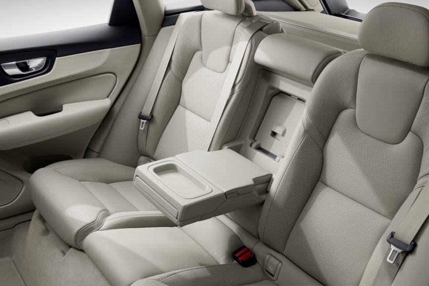 全新 Volvo XC60 日内瓦发布,全新外型,科技更先进。 Image #21714