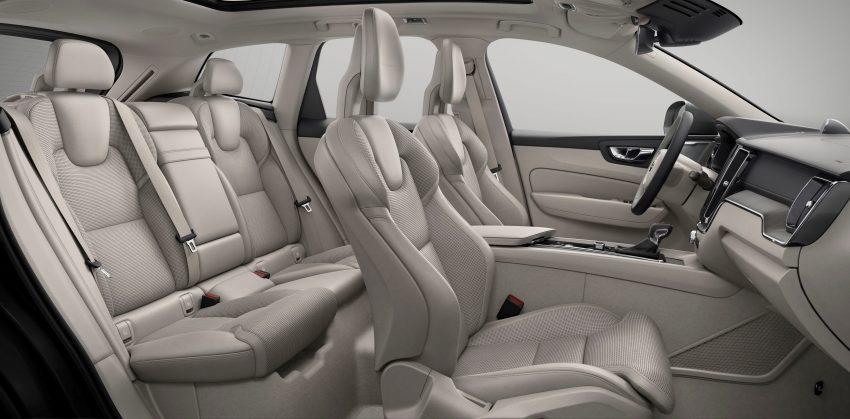 全新 Volvo XC60 日内瓦发布,全新外型,科技更先进。 Image #21715