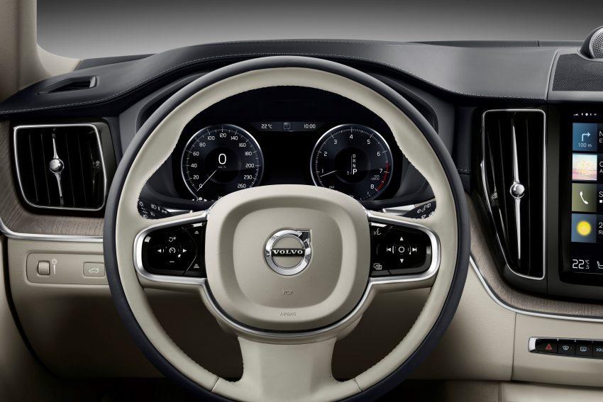 全新 Volvo XC60 日内瓦发布,全新外型,科技更先进。 Image #21716