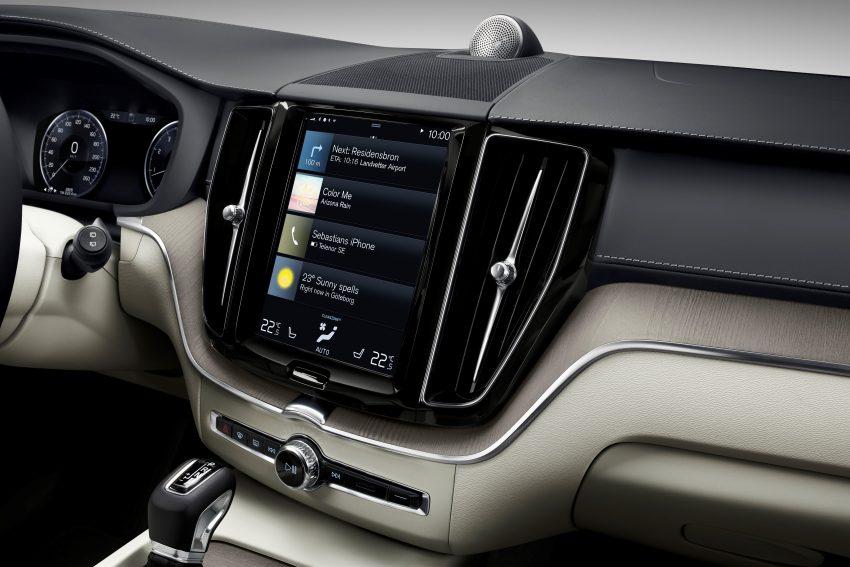 全新 Volvo XC60 日内瓦发布,全新外型,科技更先进。 Image #21717