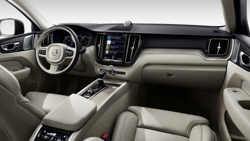 全新 Volvo XC60 日内瓦发布,全新外型,科技更先进。 Image #21719