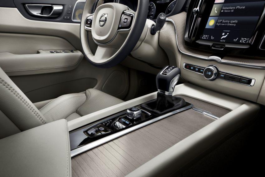 全新 Volvo XC60 日内瓦发布,全新外型,科技更先进。 Image #21720