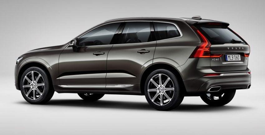 全新 Volvo XC60 日内瓦发布,全新外型,科技更先进。 Image #21722