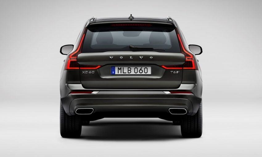 全新 Volvo XC60 日内瓦发布,全新外型,科技更先进。 Image #21723