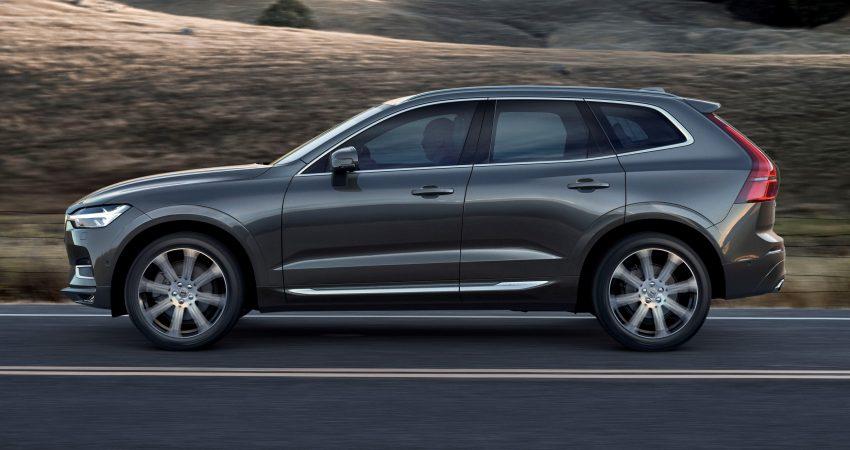 全新 Volvo XC60 日内瓦发布,全新外型,科技更先进。 Image #21729