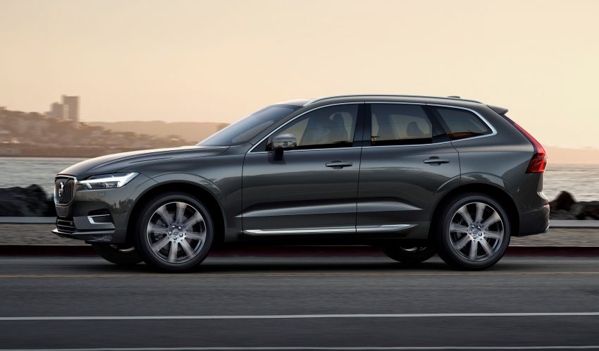 全新 Volvo XC60 日内瓦发布,全新外型,科技更先进。 Image #21730