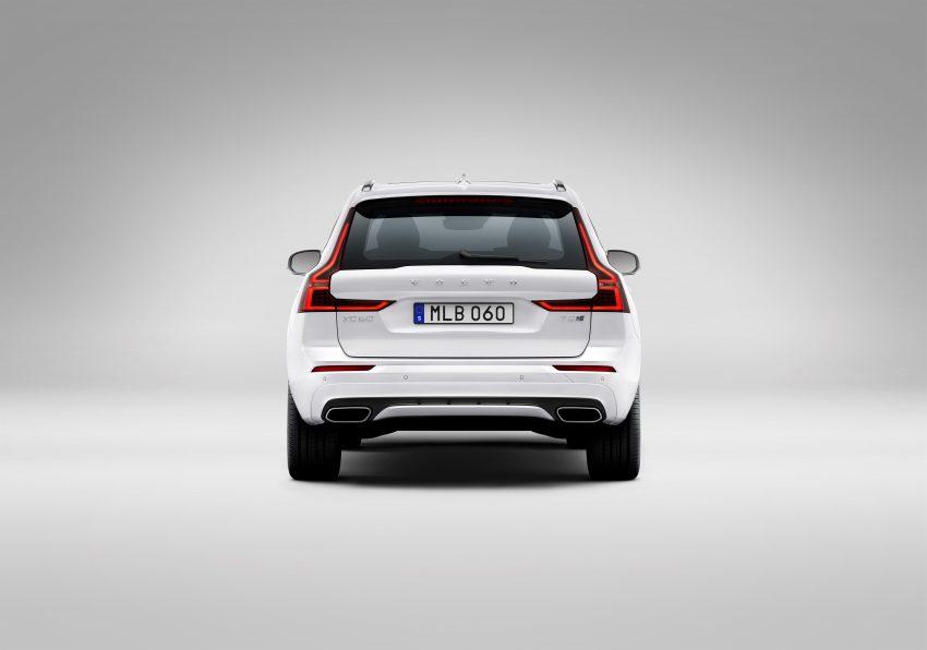 全新 Volvo XC60 日内瓦发布,全新外型,科技更先进。 Image #21731