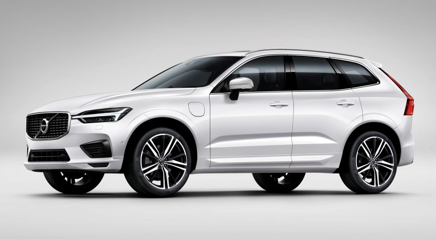全新 Volvo XC60 日内瓦发布,全新外型,科技更先进。 Image #21733