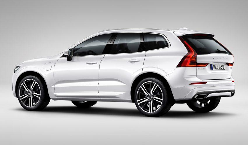 全新 Volvo XC60 日内瓦发布,全新外型,科技更先进。 Image #21734