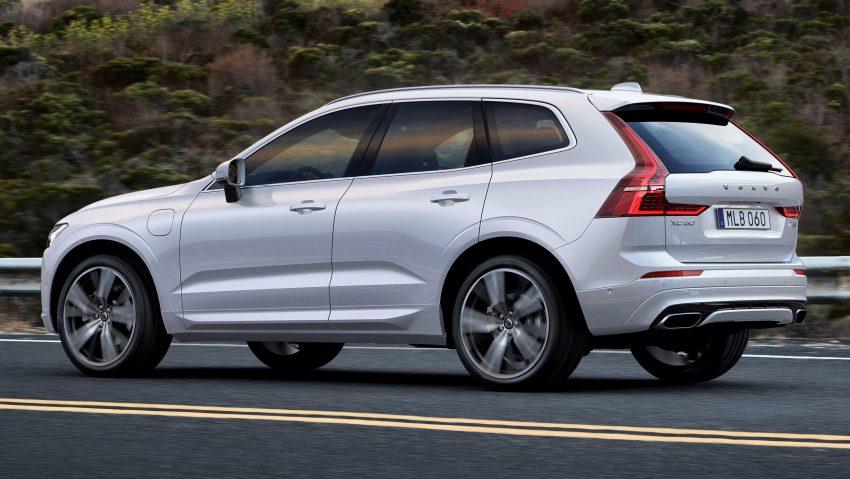 全新 Volvo XC60 日内瓦发布,全新外型,科技更先进。 Image #21739