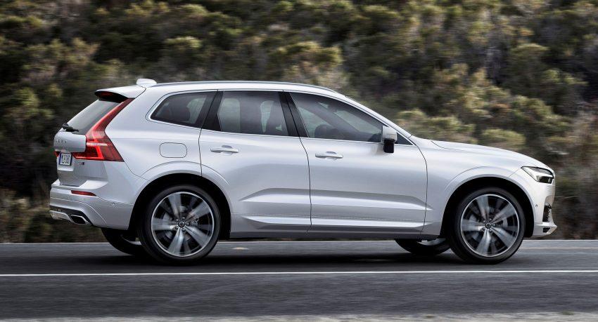 全新 Volvo XC60 日内瓦发布,全新外型,科技更先进。 Image #21740