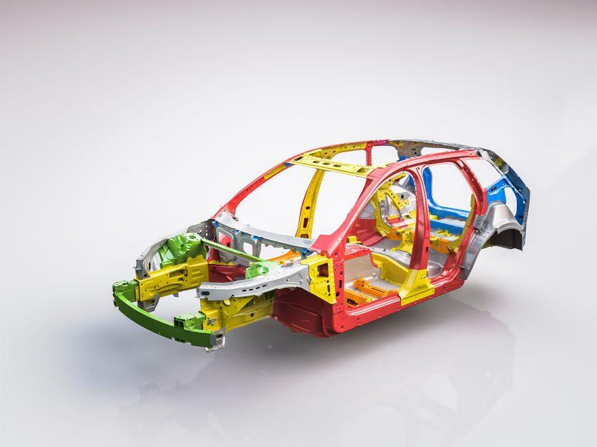 全新 Volvo XC60 日内瓦发布,全新外型,科技更先进。 Image #21742