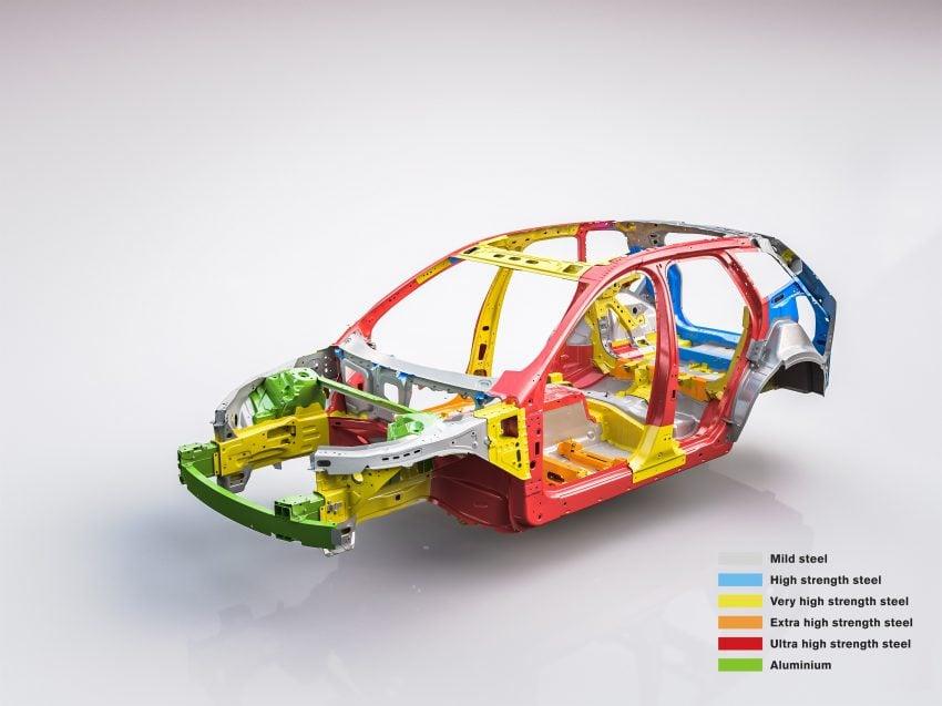 全新 Volvo XC60 日内瓦发布,全新外型,科技更先进。 Image #21743