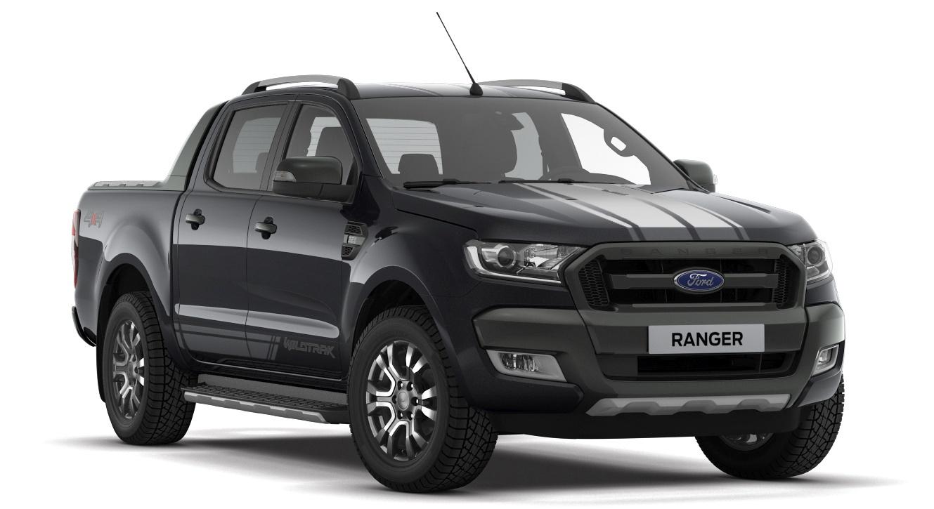 2017 Ford Ranger Wildtrak >> 限量版 Ford Ranger Wildtrak,黑色涂装,售价RM142k。 Ford-Ranger-WildTrak-Jet-Black1 - Paul Tan 汽车资讯网