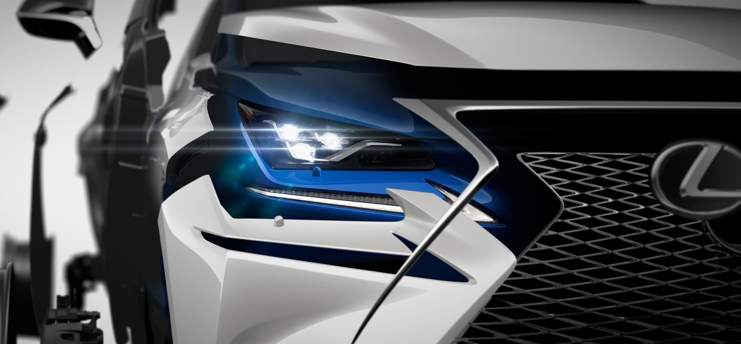 Lexus NX 即将发布,下个月上海国际车展见! New-Lexus ... Lexus