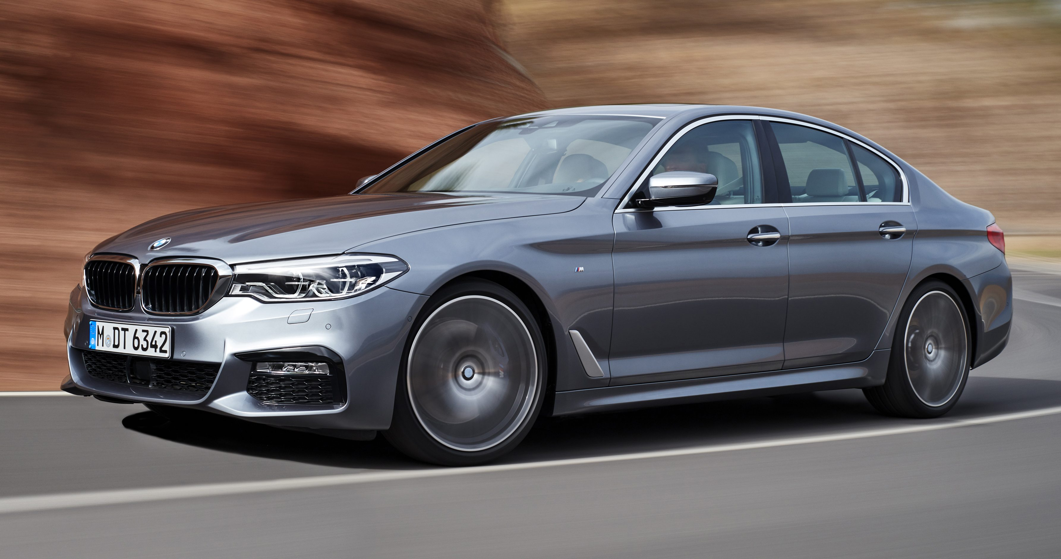 Ņ�新 Bmw 5 Series Ɯ�地正式上市,上路价格rm399k! The All New Bmw 5