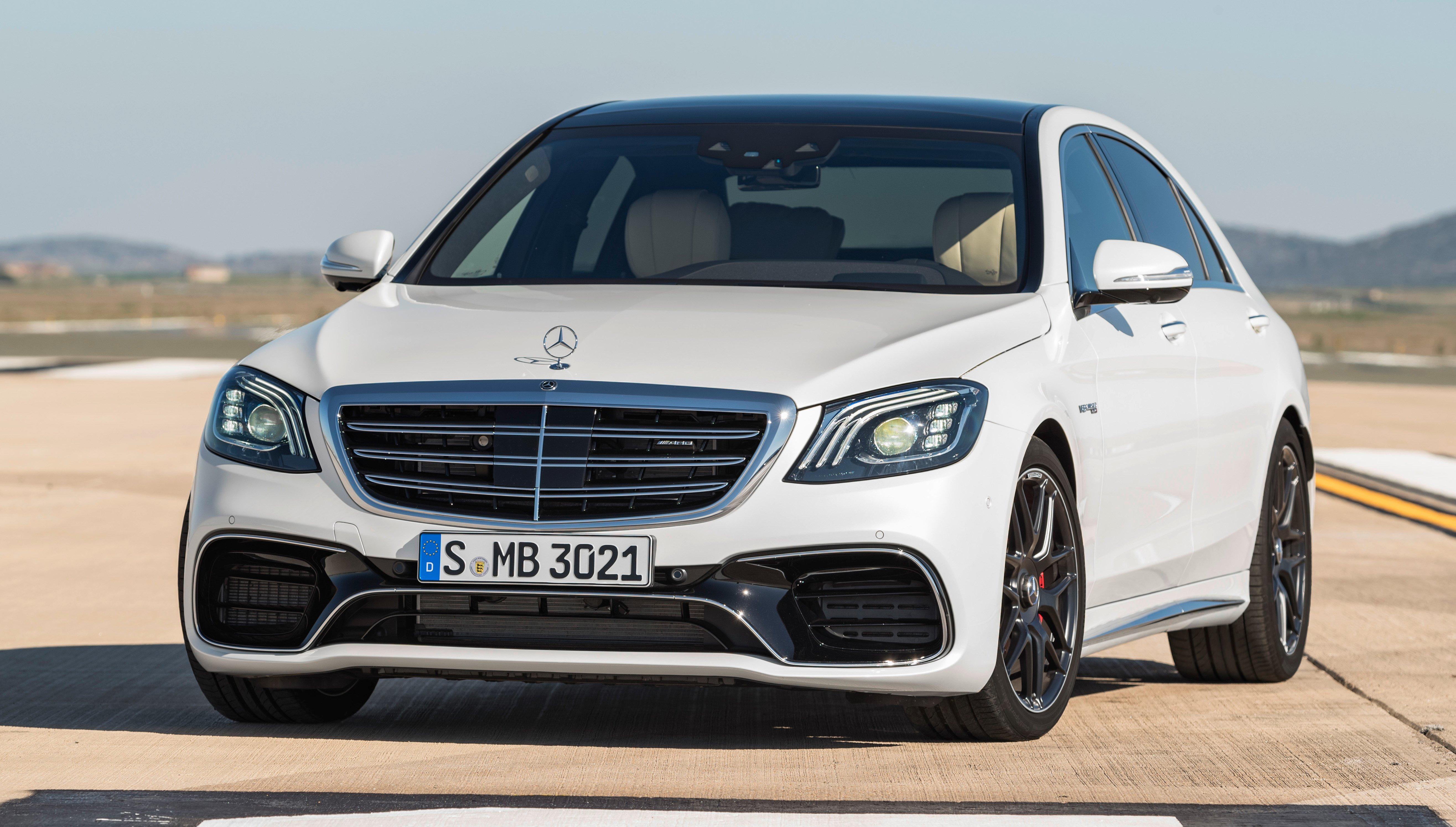 上海车展:小改款 Mercedes-Benz S-Class 正式发表! Mercedes-AMG S 63 ...