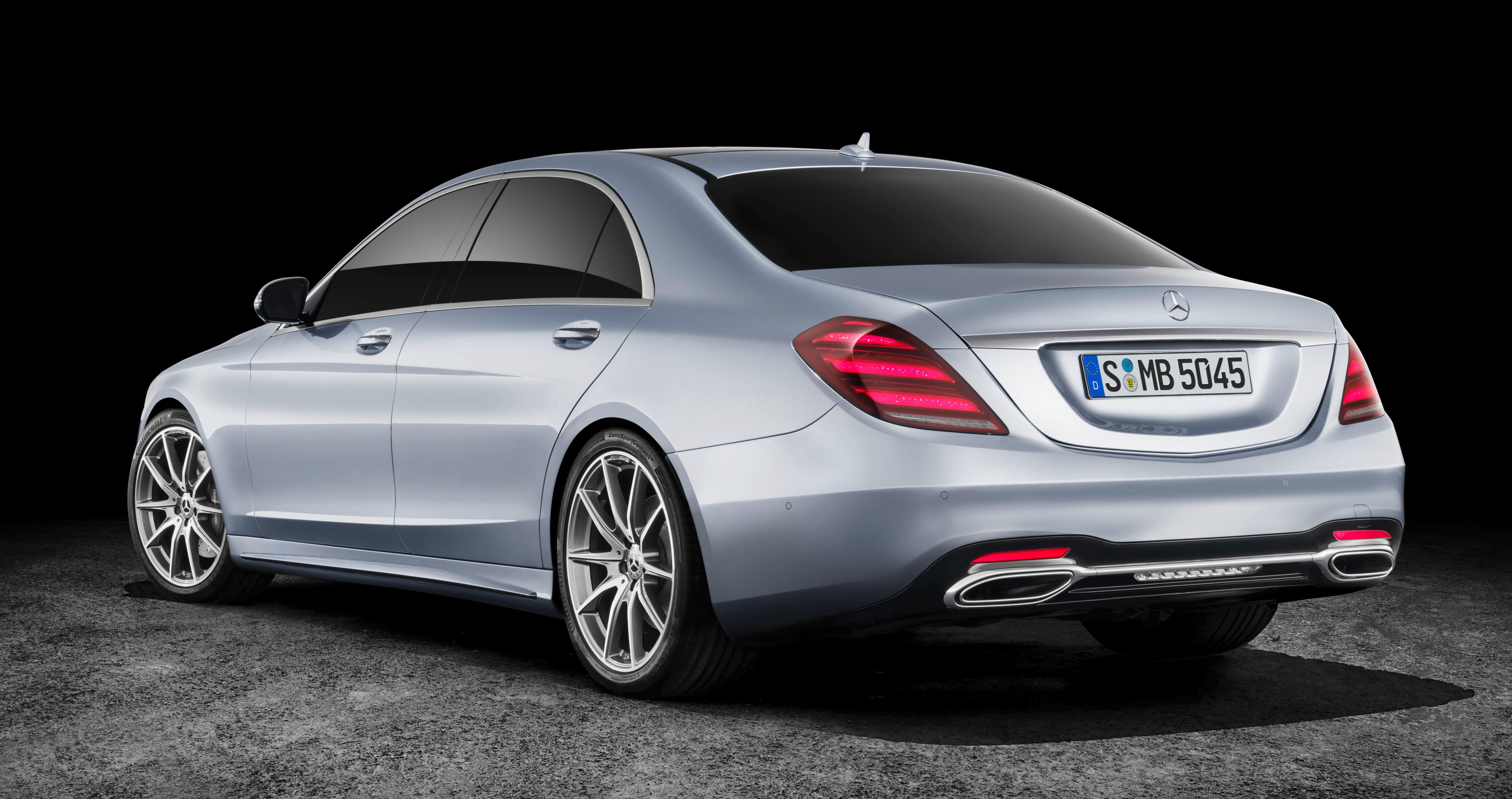 车展:小改款 Mercedes-Benz S-Class 正式发表! Mercedes ... Mercedes Benz