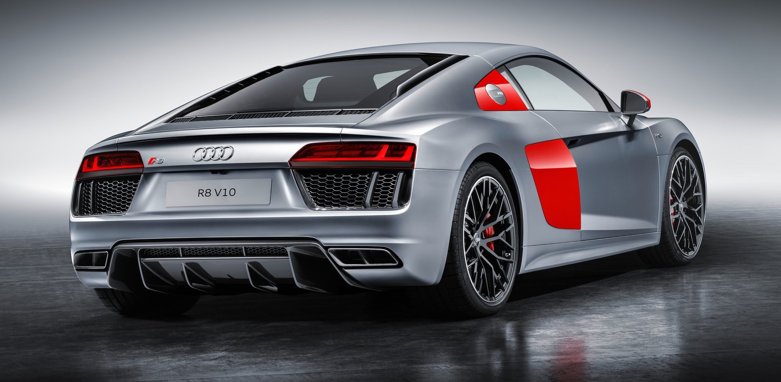 限量推出,audi R8 Coupe Sport Edition 全球发售200辆! Audi R8 Coupe