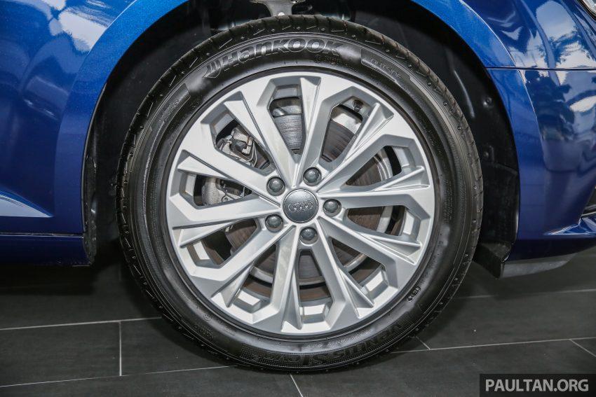 新车图集:全新 Audi A4 1.4 TFSI 与 2.0 TFSI Quattro。 Image #25263