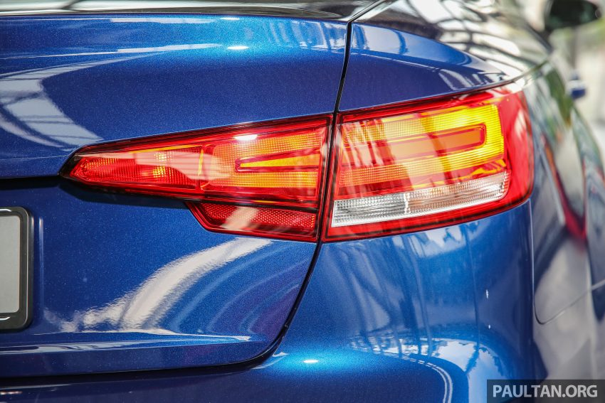 新车图集:全新 Audi A4 1.4 TFSI 与 2.0 TFSI Quattro。 Image #25269