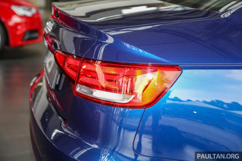 新车图集:全新 Audi A4 1.4 TFSI 与 2.0 TFSI Quattro。 Image #25270