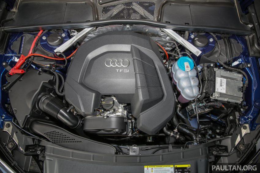新车图集:全新 Audi A4 1.4 TFSI 与 2.0 TFSI Quattro。 Image #25273