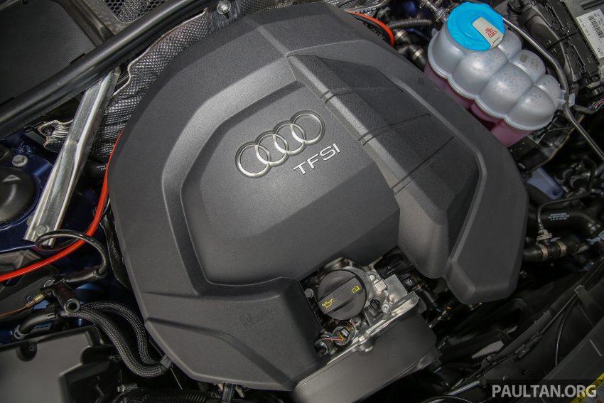 新车图集:全新 Audi A4 1.4 TFSI 与 2.0 TFSI Quattro。 Image #25274