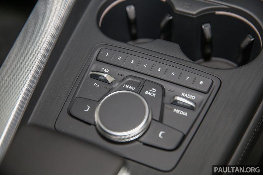 新车图集:全新 Audi A4 1.4 TFSI 与 2.0 TFSI Quattro。 Image #25285