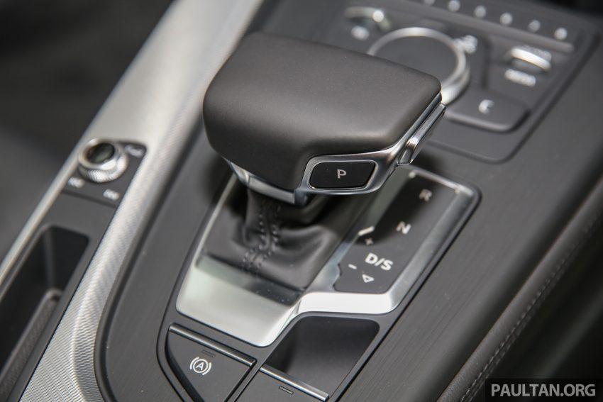 新车图集:全新 Audi A4 1.4 TFSI 与 2.0 TFSI Quattro。 Image #25286
