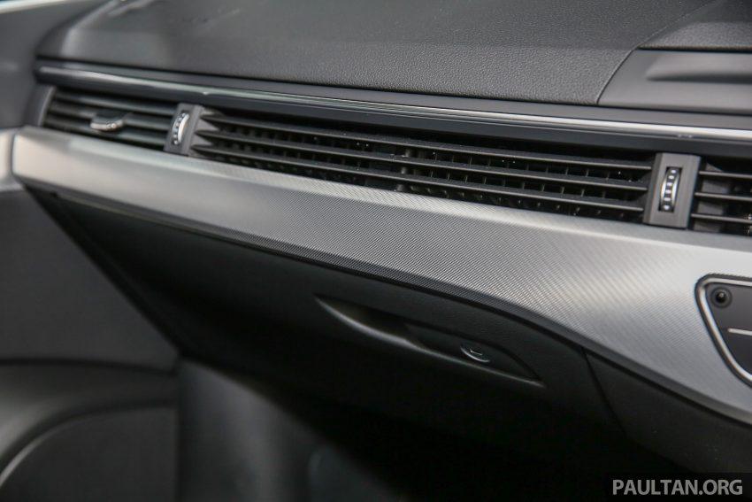 新车图集:全新 Audi A4 1.4 TFSI 与 2.0 TFSI Quattro。 Image #25288