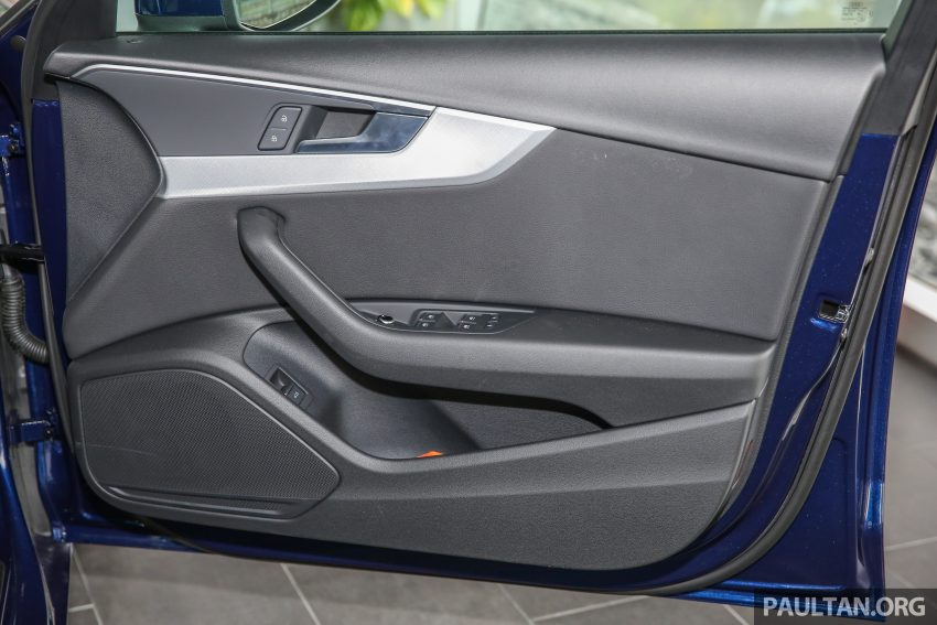 新车图集:全新 Audi A4 1.4 TFSI 与 2.0 TFSI Quattro。 Image #25289