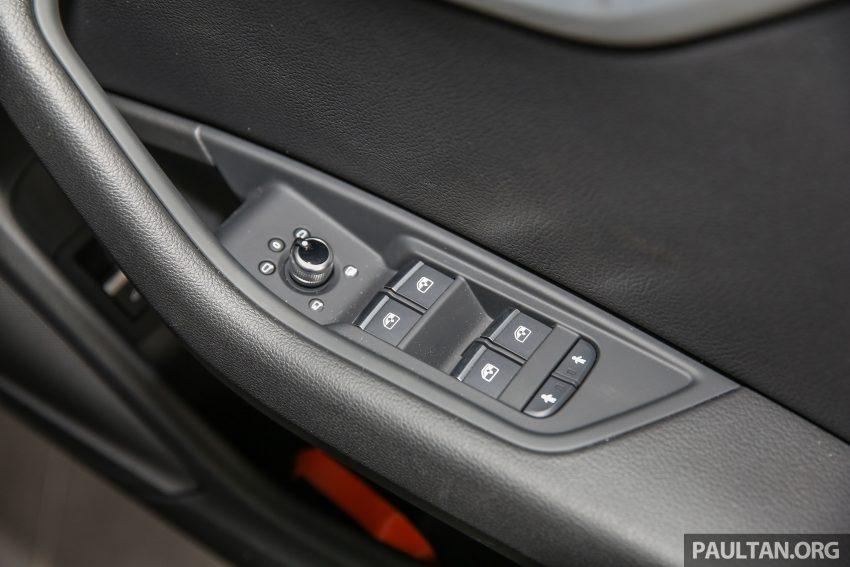 新车图集:全新 Audi A4 1.4 TFSI 与 2.0 TFSI Quattro。 Image #25290