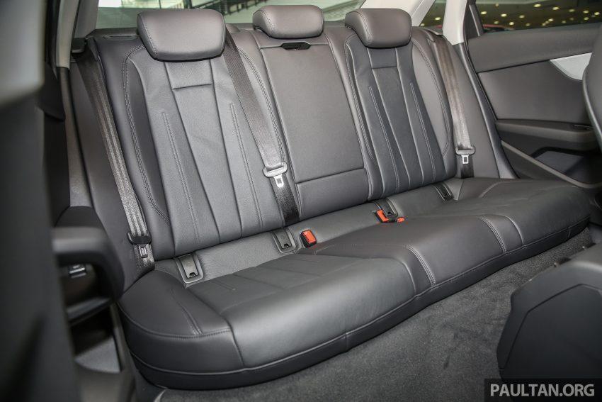 新车图集:全新 Audi A4 1.4 TFSI 与 2.0 TFSI Quattro。 Image #25300