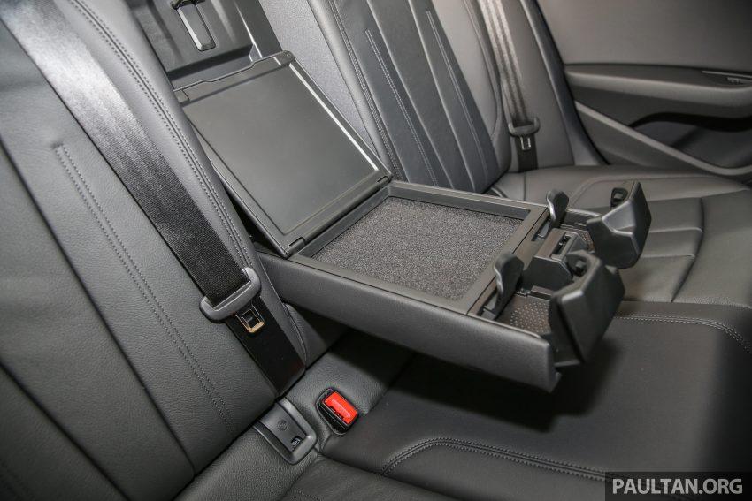 新车图集:全新 Audi A4 1.4 TFSI 与 2.0 TFSI Quattro。 Image #25303