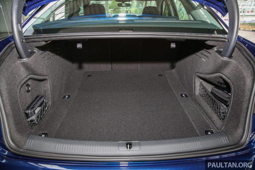 新车图集:全新 Audi A4 1.4 TFSI 与 2.0 TFSI Quattro。 Image #25304