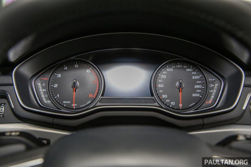新车图集:全新 Audi A4 1.4 TFSI 与 2.0 TFSI Quattro。 Image #25278