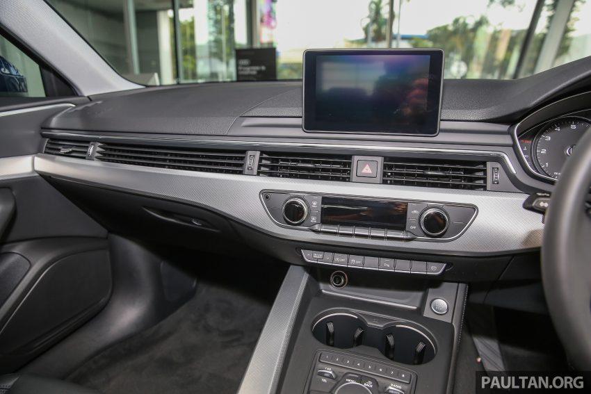 新车图集:全新 Audi A4 1.4 TFSI 与 2.0 TFSI Quattro。 Image #25279