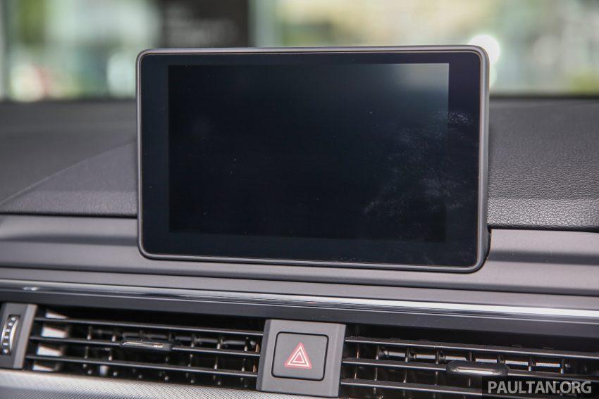 新车图集:全新 Audi A4 1.4 TFSI 与 2.0 TFSI Quattro。 Image #25280