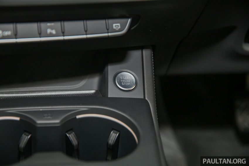 新车图集:全新 Audi A4 1.4 TFSI 与 2.0 TFSI Quattro。 Image #25283
