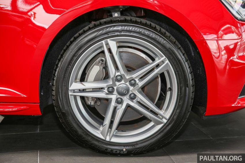 新车图集:全新 Audi A4 1.4 TFSI 与 2.0 TFSI Quattro。 Image #25318