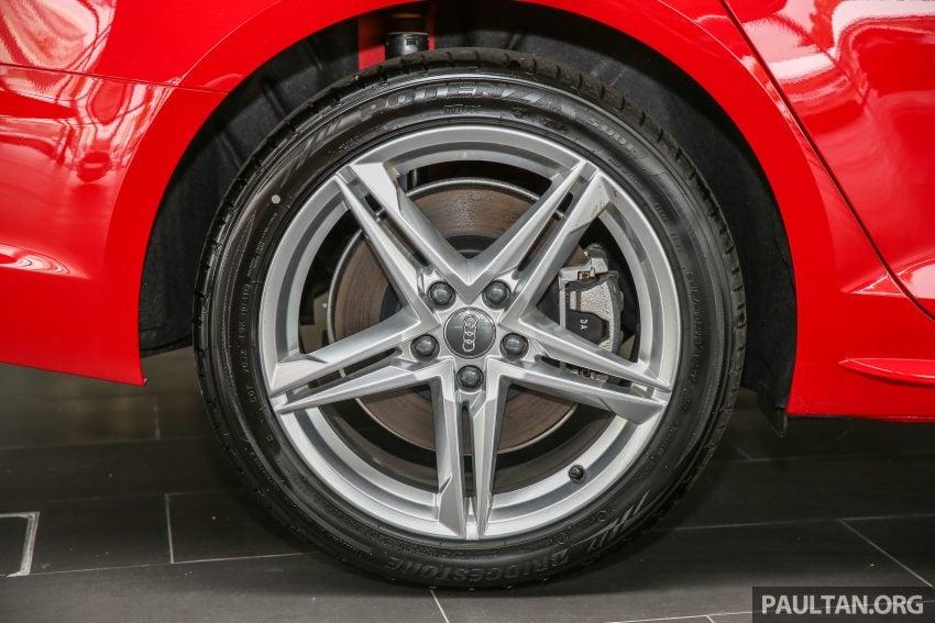 新车图集:全新 Audi A4 1.4 TFSI 与 2.0 TFSI Quattro。 Image #25323