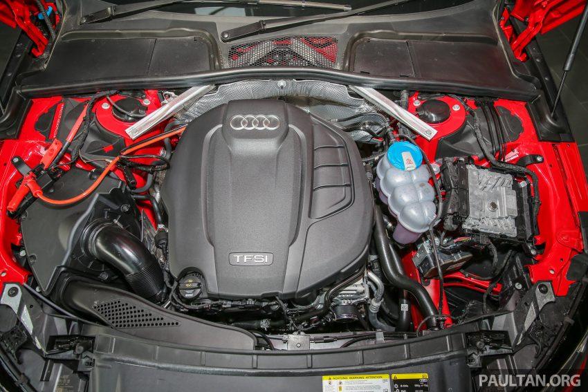 新车图集:全新 Audi A4 1.4 TFSI 与 2.0 TFSI Quattro。 Image #25330