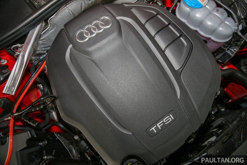 新车图集:全新 Audi A4 1.4 TFSI 与 2.0 TFSI Quattro。 Image #25331